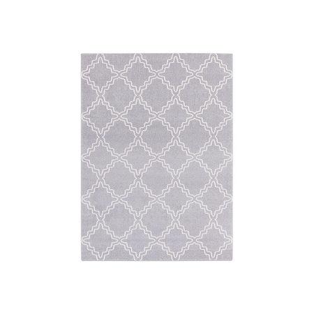 Decor 140 Hamada Rectangular Indoor Rugs, One Size , Gray