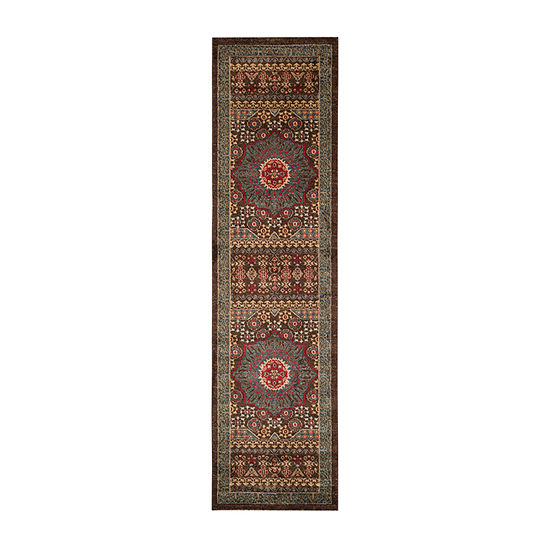Safavieh Mahal Collection Byrne Oriental Runner Rug
