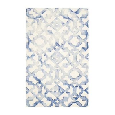 Safavieh Dip Dye Collection Joakim Geometric Area Rug