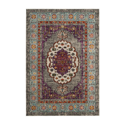 Safavieh Monaco Collection Zahara Oriental Runner Rug