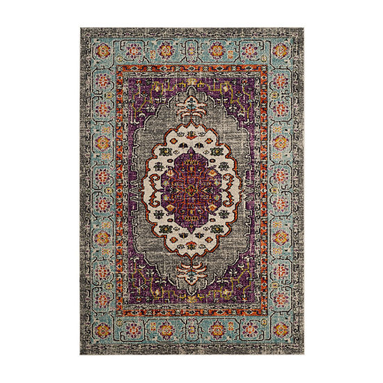 Safavieh Monaco Collection Zahara Oriental Runner Rug