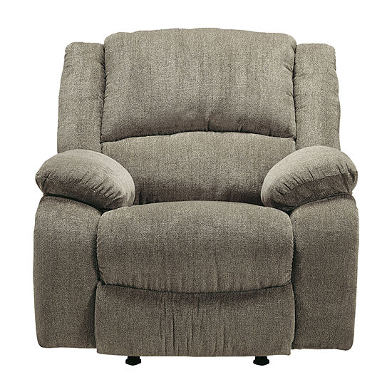 Signature Design by Ashley® Dryden Pad-Arm Recliner