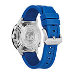 Citizen Promaster Sailhawk Mens Chronograph Blue Strap Watch-Jr4068-01e