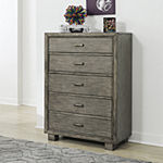 Signature Design by Ashley Ardin Collection 5-Drawer Chest