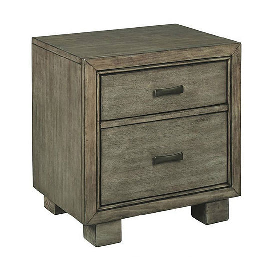 Signature Design by Ashley Ardin Collection 2-Drawer Nightstand