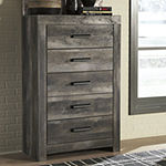 Signature Design by Ashley Wymer Collection 5-Drawer Chest