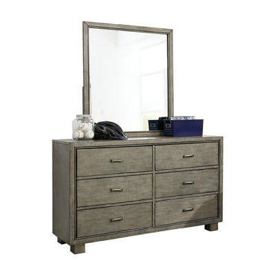 Signature Design by Ashley® Ardin Dresser and Mirror