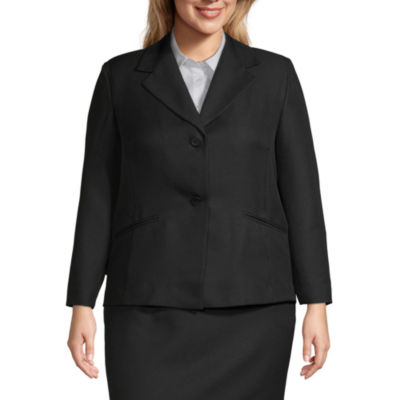 Alfred Dunner-Plus Suiting Suit Jacket