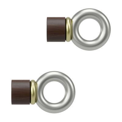 Umbra Mix & Match Ring 2-pc. Finials
