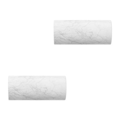 Umbra Mix & Match Marble 2-pc. Finials