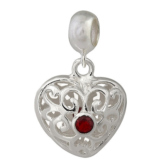 Forever Moments™ Filigree Heart Bead