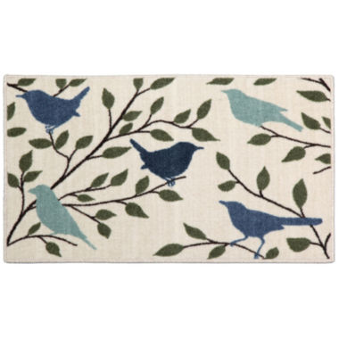Aviary Washable Rug