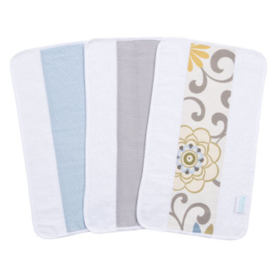 Trend Lab Waverly Jumbo Burp Cloth Set