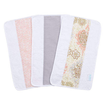 Trend Lab Waverly 3-pc. Jumbo Burp Cloth Set