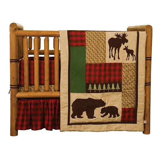 Trend Lab 6-pc. Modern Crib Bedding Set