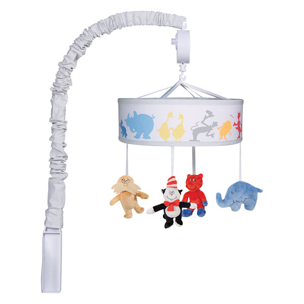 Trend Lab Dr Seuss Musical Crib Mobile