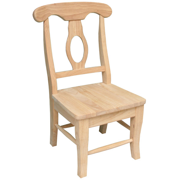 Empire Kids Chair-Natural
