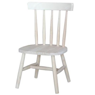 Tot'S Kids Chair-Natural
