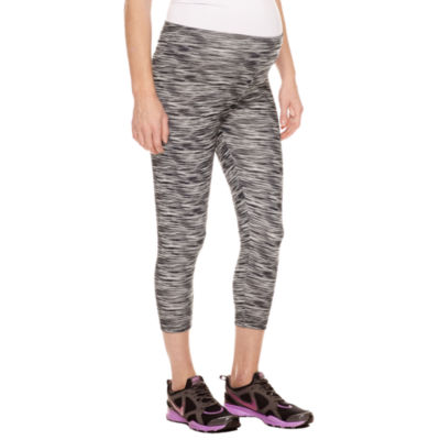 Planet Motherhood Capri Leggings - Maternity