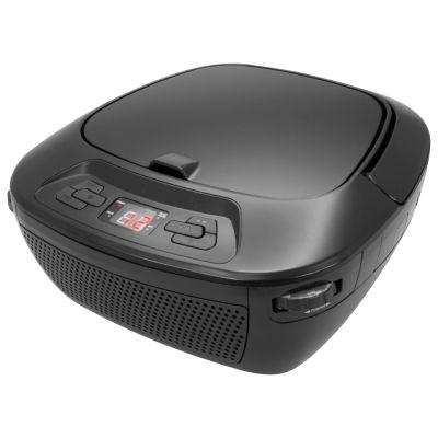 GPX BCB117B AM/FM Bluetooth Boombox