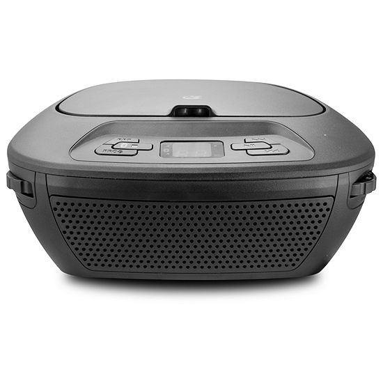 GPX BCB117B AM/FM Bluetooth Boombox