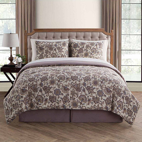 VCNY Avon Complete Bedding Set with Sheets
