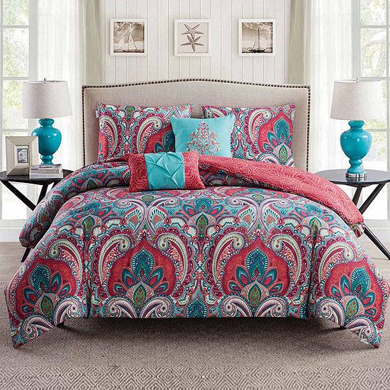 VCNY Casa Real  Comforter Set