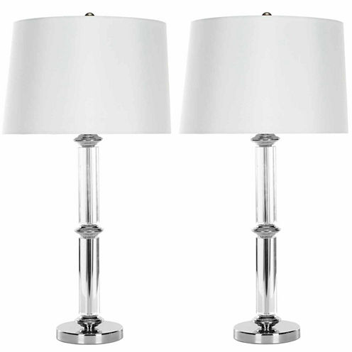 Safavieh Vendome Crystal Table Lamp