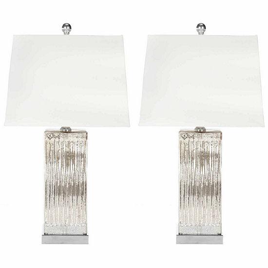 Safavieh Rock Crystal Table Lamp