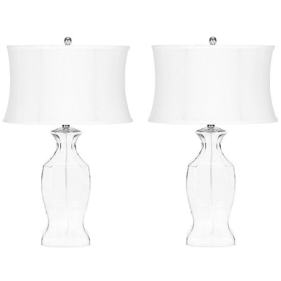 Safavieh Wendy Glass Table Lamp