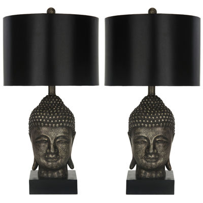 Safavieh Golden Buddha Table Lamp