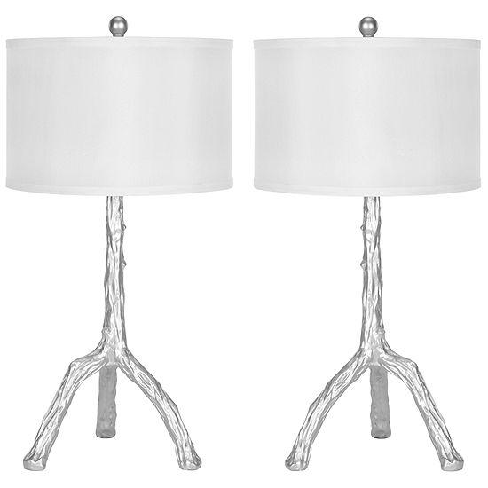 Safavieh Silver Branch Table Lamp