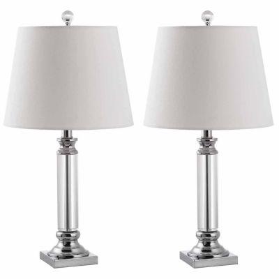 Safavieh Zara Crystal Table Lamp