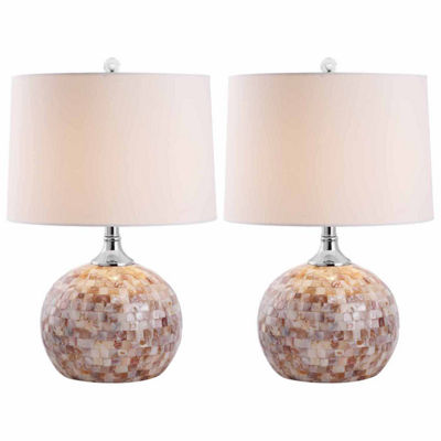 Safavieh Nikki Shell Table Lamp