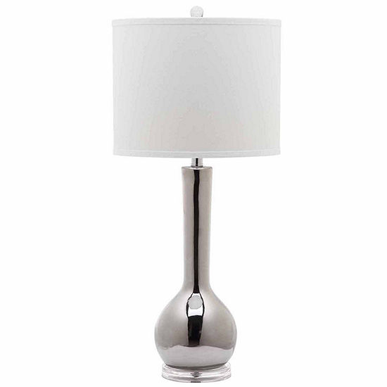 Safavieh Mae Long Neck Ceramic Table Lamp