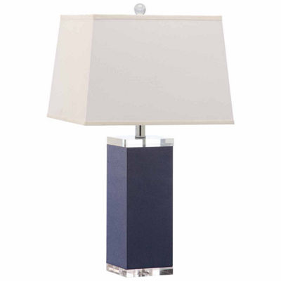 Safavieh Deco Leather Table Lamp