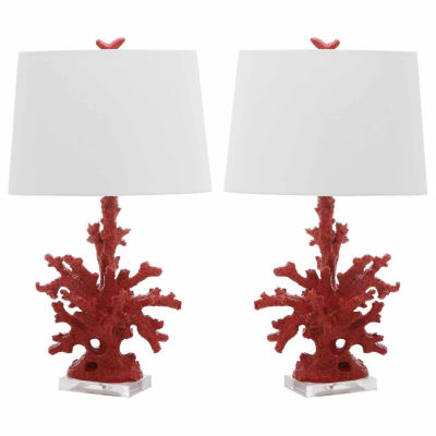 Safavieh Coral Branch Table Lamp