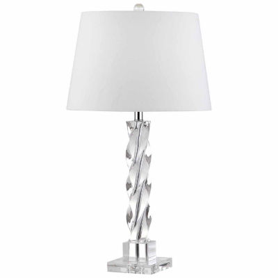 Safavieh Ice Palace Crystal Table Lamp
