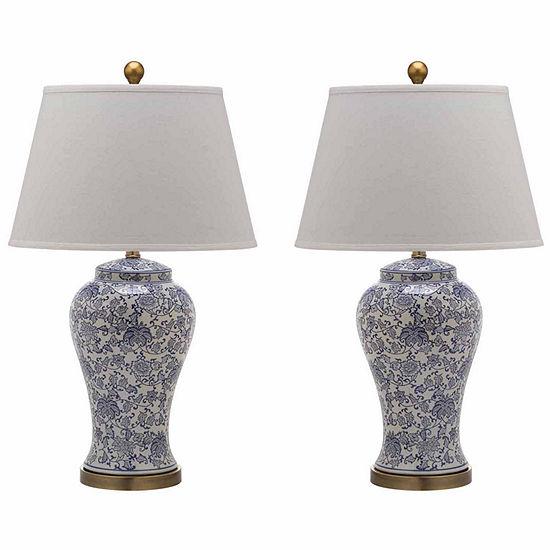 Safavieh Spring Blossom Table Lamp
