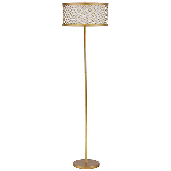 Safavieh Evie Mesh Floor Lamp