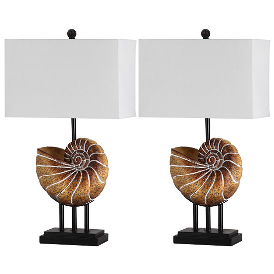 Safavieh Nautilus Shell Table Lamp