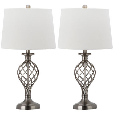 Safavieh Lattice Urn Table Lamp