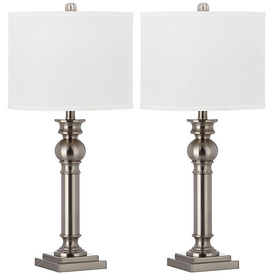Safavieh Argos Column Table Lamp