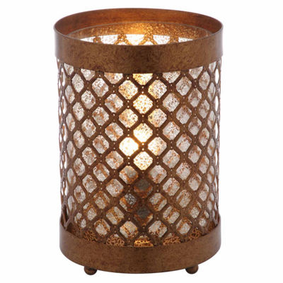 Safavieh Borden Hurricane Lamp