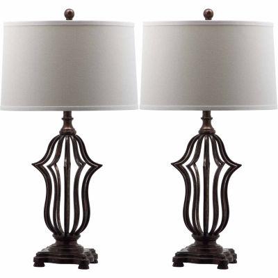 Safavieh Chloe Sculpture Table Lamp