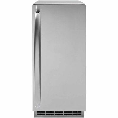 GE Profile™ Series Stainless Steel Ice Maker Door Kit (door panel and handle only)
