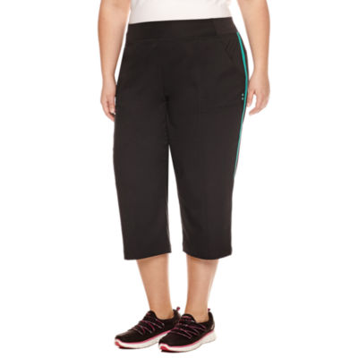 """Made For Life Woven Capris-Plus (21"""")"""