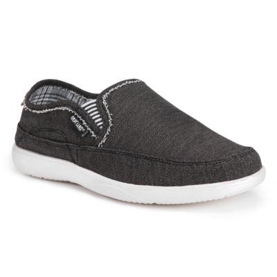 Muk Luks Mens Otto Slip-On Shoe Closed Toe