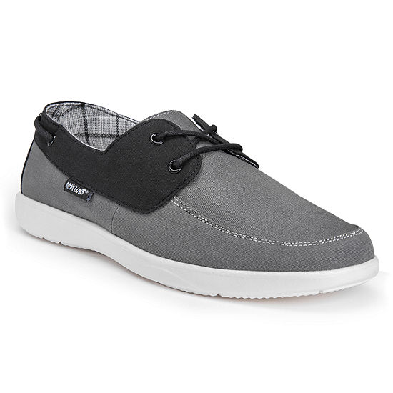 86dd263ecf6c Muk Luks Mens Theo Boat Shoes Slip-on - JCPenney