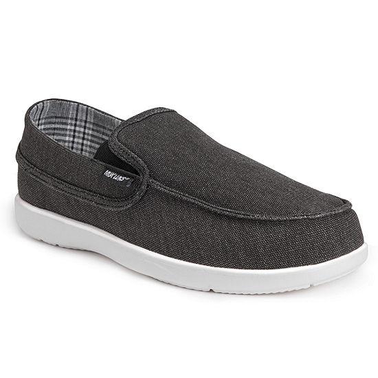 Muk Luks Mens Aris Slip-On Shoe Round Toe